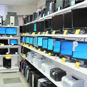 Компьютерные магазины Альменево