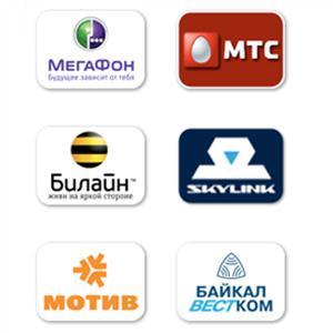 Операторы сотовой связи Альменево