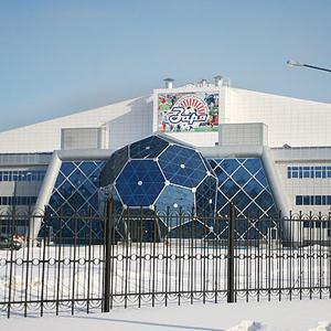 Спортивные комплексы Альменево