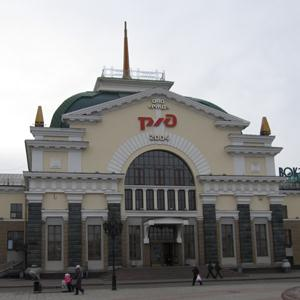 Железнодорожные вокзалы Альменево